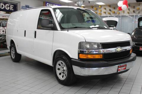 2011 Chevrolet Express Cargo for sale at Windy City Motors in Chicago IL