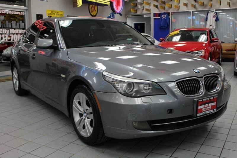 2009 BMW 5 Series for sale at Windy City Motors in Chicago IL