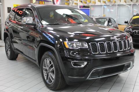 2019 Jeep Grand Cherokee for sale at Windy City Motors in Chicago IL