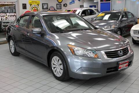 2009 Honda Accord for sale at Windy City Motors in Chicago IL