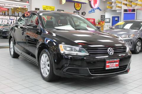 2013 Volkswagen Jetta for sale at Windy City Motors in Chicago IL