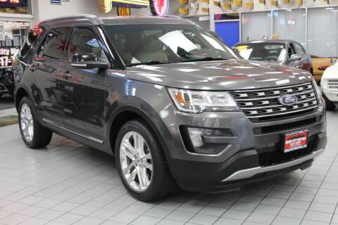 2016 Ford Explorer for sale at Windy City Motors in Chicago IL