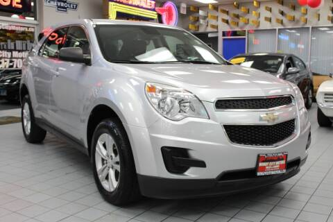 2015 Chevrolet Equinox for sale at Windy City Motors in Chicago IL