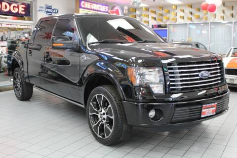 2012 Ford F-150 for sale at Windy City Motors in Chicago IL