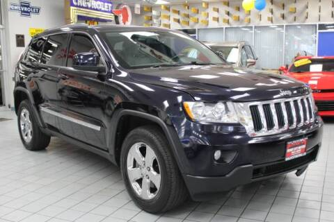 2011 Jeep Grand Cherokee for sale at Windy City Motors in Chicago IL