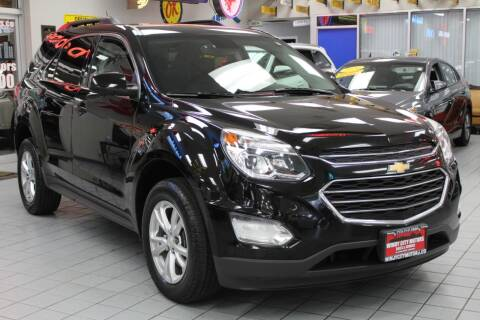 2017 Chevrolet Equinox for sale at Windy City Motors in Chicago IL