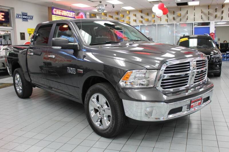 2017 RAM Ram Pickup 1500 for sale at Windy City Motors in Chicago IL