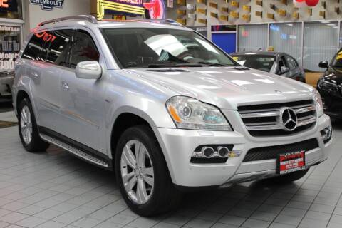 2010 Mercedes-Benz GL-Class for sale at Windy City Motors in Chicago IL