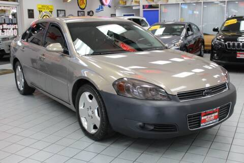 2006 Chevrolet Impala for sale at Windy City Motors in Chicago IL