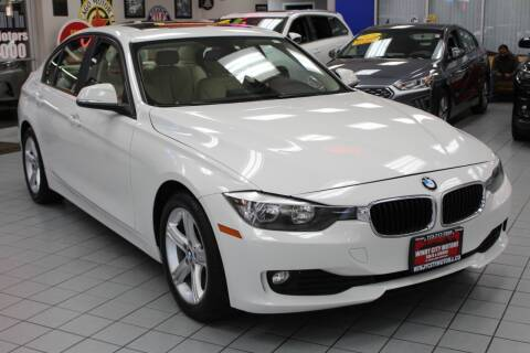 2013 BMW 3 Series for sale at Windy City Motors in Chicago IL