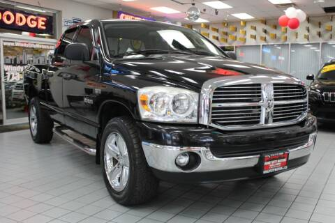 2008 Dodge Ram Pickup 1500 for sale at Windy City Motors in Chicago IL