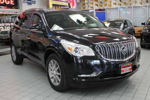 2014 Buick Enclave for sale at Windy City Motors in Chicago IL