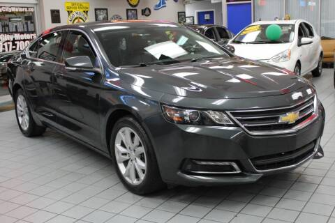 2019 Chevrolet Impala for sale at Windy City Motors in Chicago IL