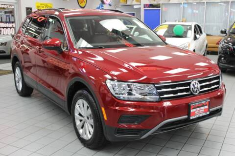 2019 Volkswagen Tiguan for sale at Windy City Motors in Chicago IL