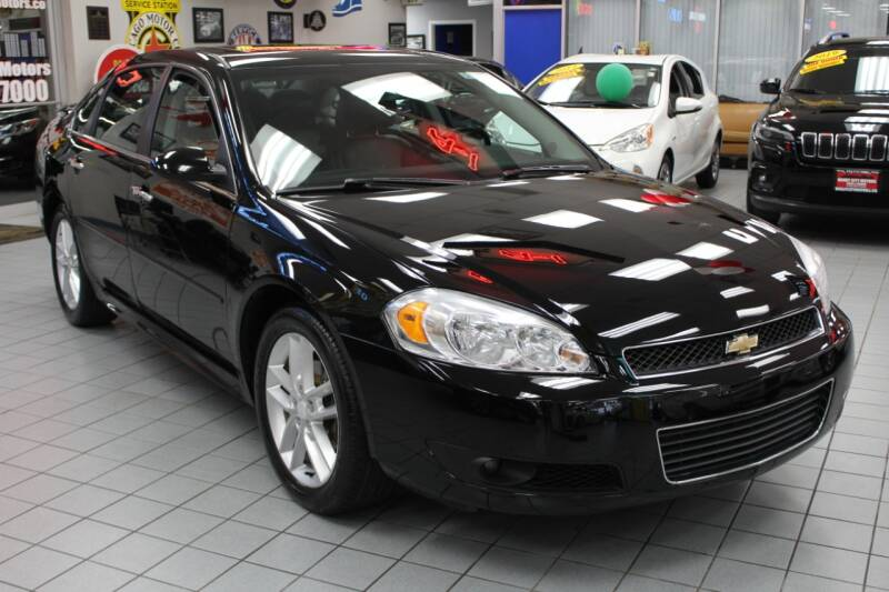 2012 Chevrolet Impala for sale at Windy City Motors in Chicago IL