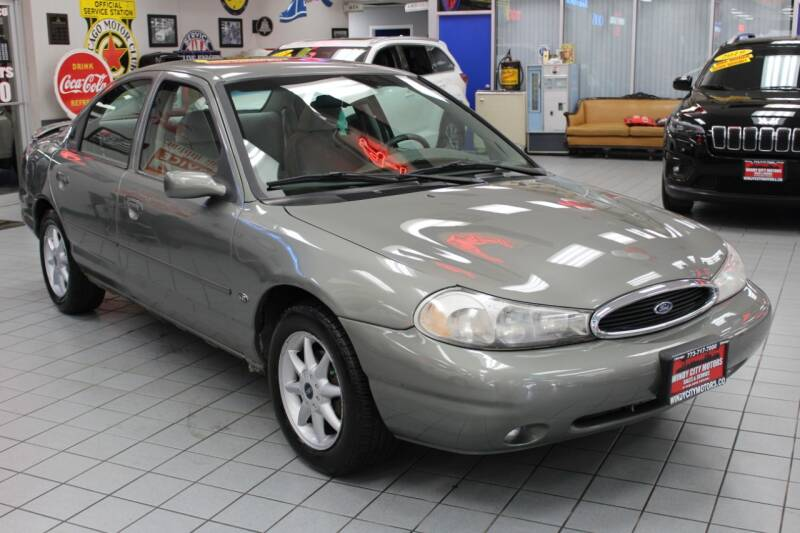 1999 Ford Contour for sale at Windy City Motors in Chicago IL