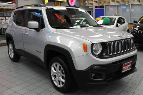 2016 Jeep Renegade for sale at Windy City Motors in Chicago IL