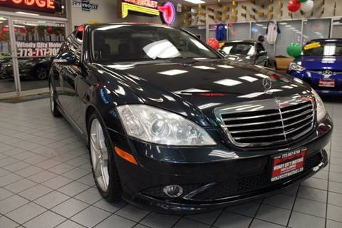 2007 Mercedes-Benz S-Class for sale in Chicago, IL