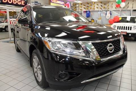 2014 Nissan Pathfinder for sale in Chicago, IL