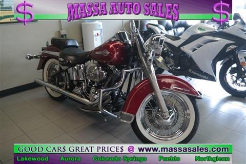 2004 Harley-Davidson FLST HERITAGE for sale in Lakewood, CO