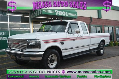 1996 Ford F-250 for sale in Lakewood, CO