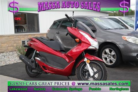 2013 Honda PCX150 for sale in Lakewood, CO