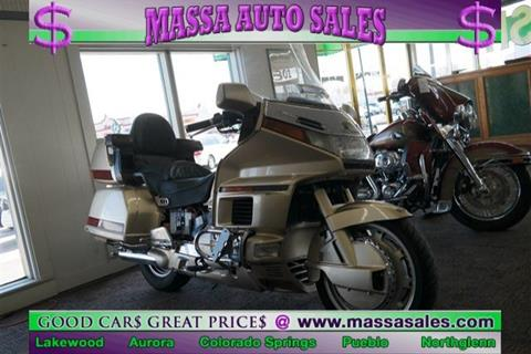 1989 Honda Goldwing for sale in Lakewood, CO