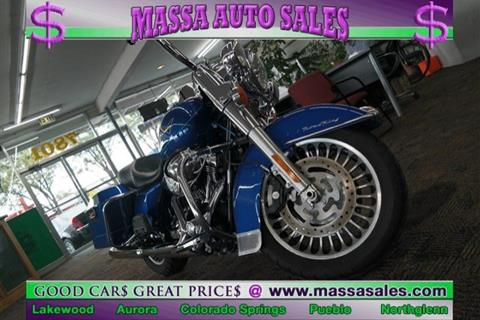 2010 Harley-Davidson Road King for sale in Lakewood, CO