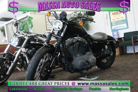 2011 Harley-Davidson Sportster for sale in Lakewood, CO
