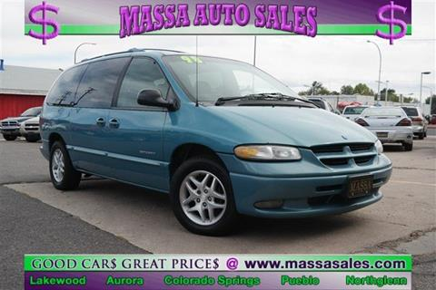 1998 Dodge Grand Caravan for sale in Lakewood, CO