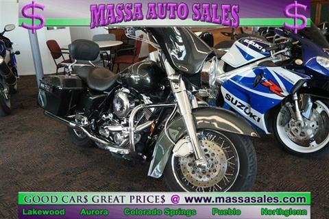 2006 Harley-Davidson Street Glide for sale in Lakewood, CO