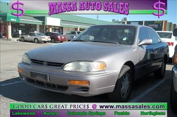 1996 Toyota Camry for sale in Lakewood, CO