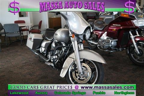 2009 Harley-Davidson Street Glide for sale in Lakewood, CO