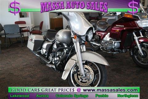 2009 Harley-Davidson Street Glide for sale in Lakewood, CO
