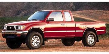 1997 Toyota Tacoma – SpiderCars