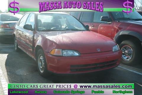 1995 Honda Civic for sale in Lakewood, CO
