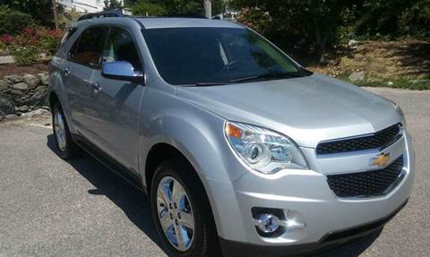 2015 Chevrolet Equinox for sale in Pawtucket, RI