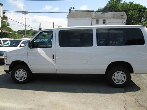 2011 Ford E-Series Wagon for sale in Pawtucket, RI