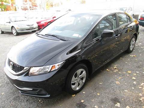 2014 Honda Civic for sale in Pawtucket, RI