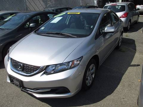 2015 Honda Civic for sale in Pawtucket, RI