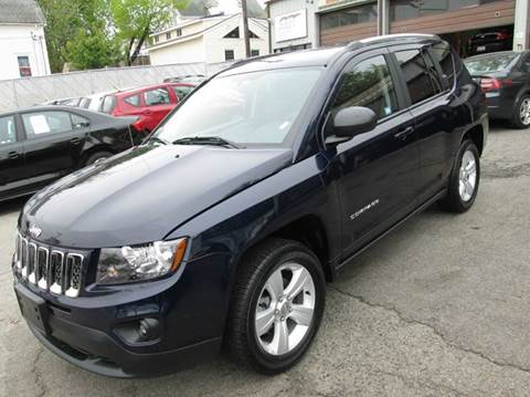 2016 Jeep Compass for sale in Pawtucket, RI