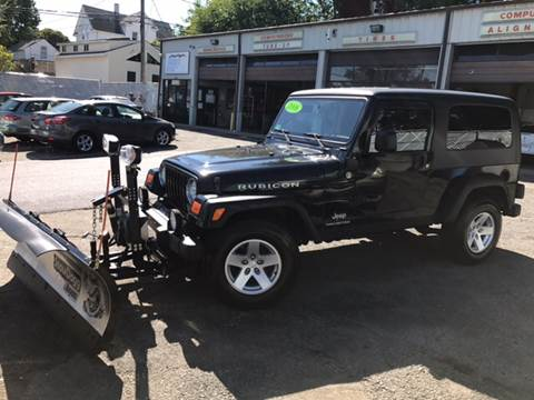 2006 Jeep Wrangler for sale in Pawtucket, RI