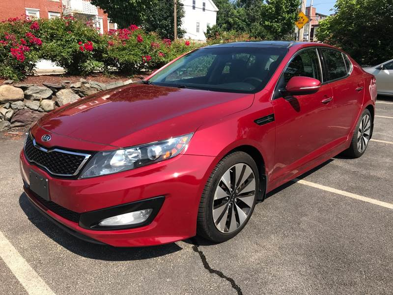 2012 Kia Optima For Sale At Independent Auto Sales In Pawtucket RI