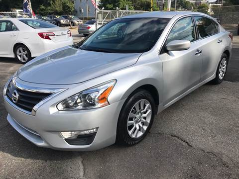 2013 Nissan Altima for sale in Pawtucket, RI