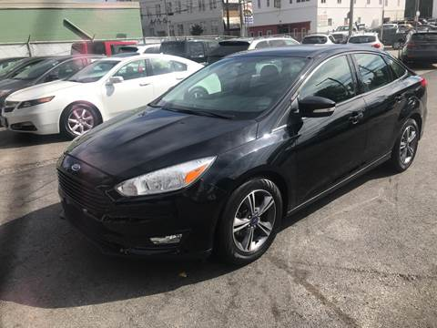 2017 Ford Focus for sale in Pawtucket, RI
