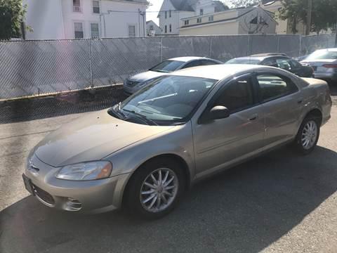 2002 Chrysler Sebring for sale in Pawtucket, RI