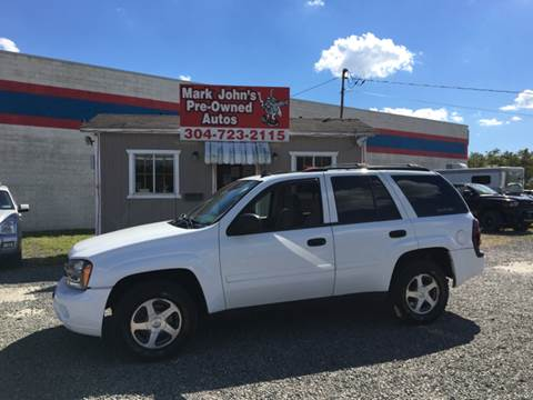 2006 Chevrolet TrailBlazer for sale at Mark John's Pre-Owned Autos in Weirton WV