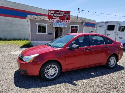 2009 Ford Focus for sale at Mark John's Pre-Owned Autos in Weirton WV