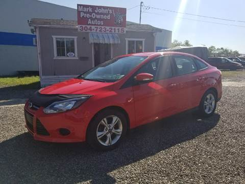 2013 Ford Focus for sale in Weirton, WV