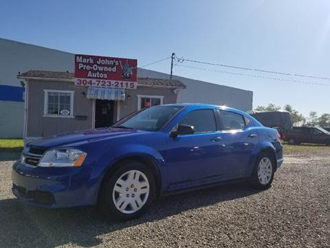 2012 Dodge Avenger for sale in Weirton, WV